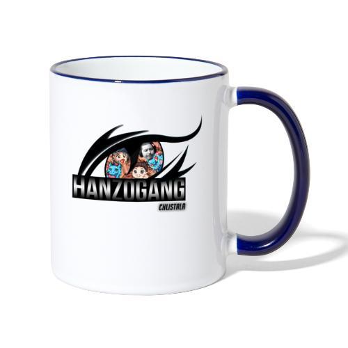 HANZOGANG - Tasse zweifarbig