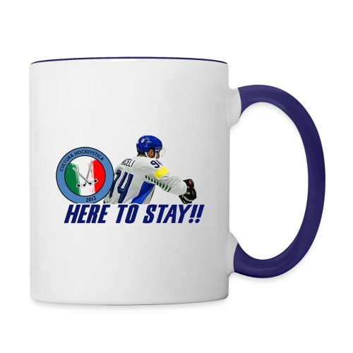 HERE TO STAY - Tazze bicolor