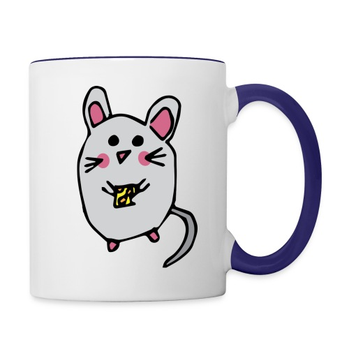 Souris - Mug contrasté