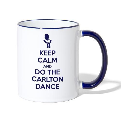 CARLTON DANCE - Mug contrasté