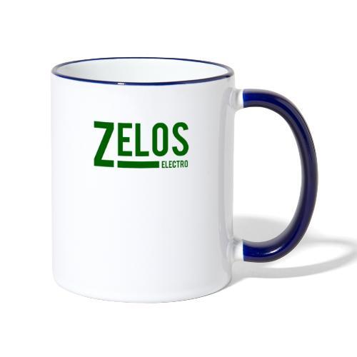 Zelos Electro - Tvåfärgad mugg