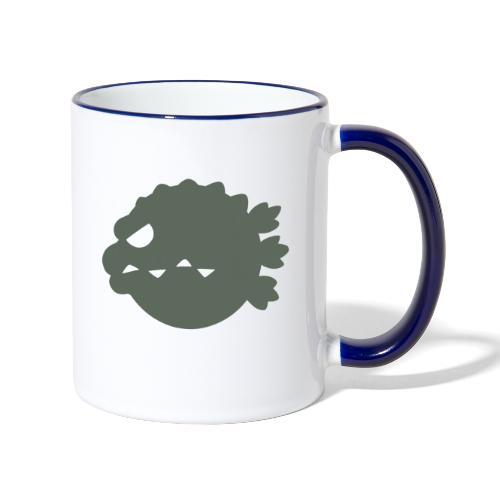 GOJIRA - Mug contrasté