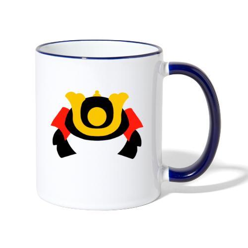 SAMOURAÏ - Mug contrasté