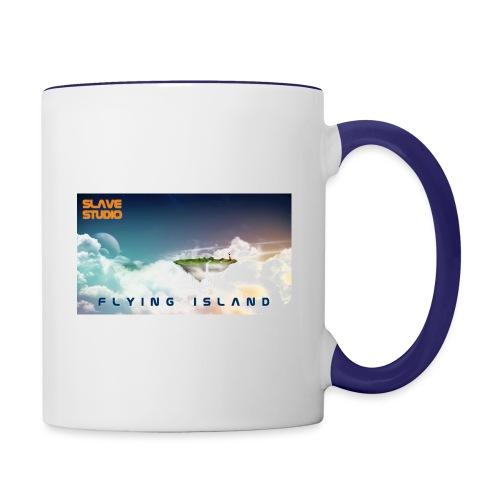 flying island - Tazze bicolor