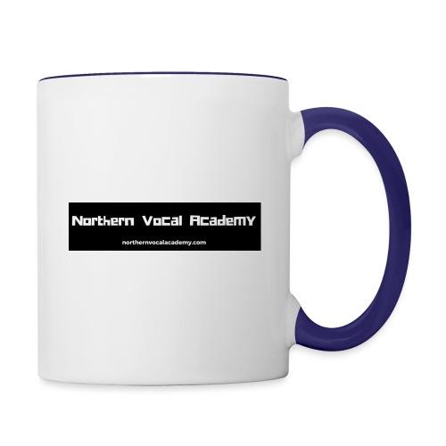 Northern Vocal Academy Logo - Contrasting Mug