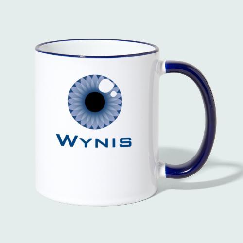 Productos Oficiales del canal @WYNIS2013. - Taza en dos colores