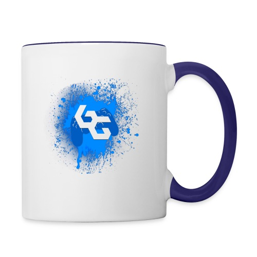 BatchGamingLogoXL - Contrasting Mug