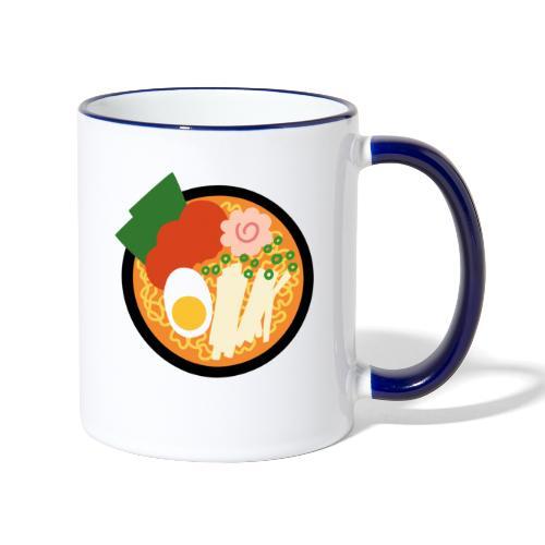 RAMEN SPIRALE - Mug contrasté