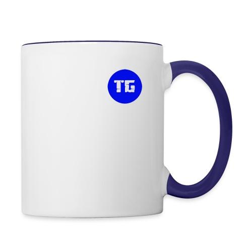Typical Games png - Contrasting Mug