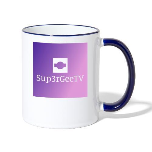 Sup3rGee - Tofarvet krus