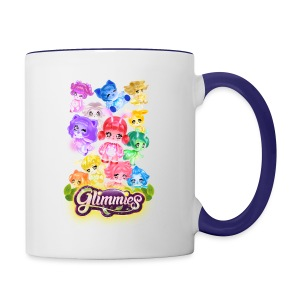 Glimmies Group - Tazze bicolor