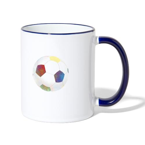 New Lesser Spotted Football Lojo - Contrasting Mug