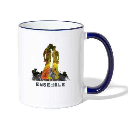 Ensemble - Mug contrasté