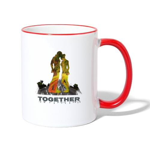 Together - Mug contrasté