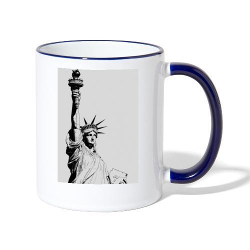 Mug STATUE OF LIBERTY - Mug contrasté