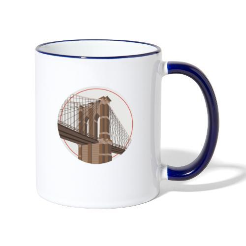 Mug Brooklyn - Mug contrasté