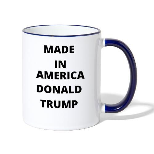Mug Donald Trump - Mug contrasté