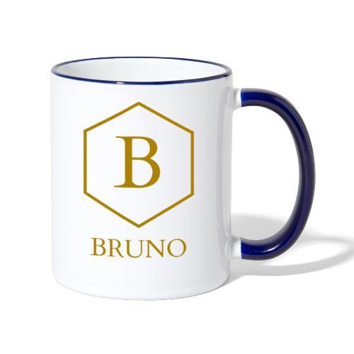 Mug Bruno - Mug contrasté
