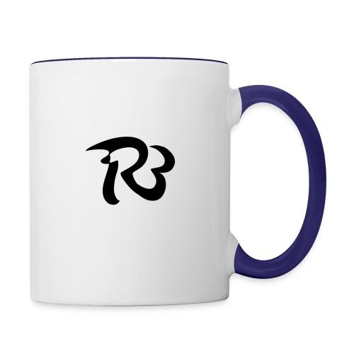 R3 MILITIA LOGO - Contrasting Mug