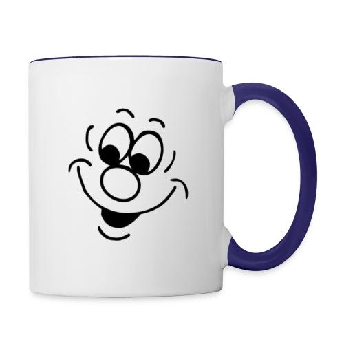 rigolo one - Mug contrasté