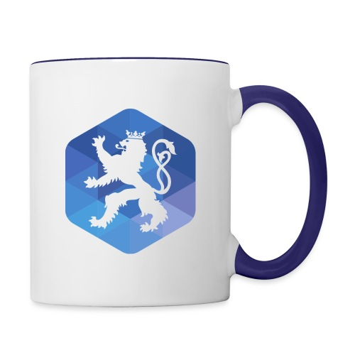 AFUP Luxembourg - Mug contrasté