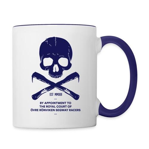 SegwayRacers_Royal - Contrasting Mug