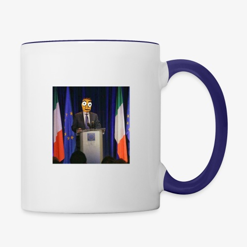 Dean's Memes - Contrasting Mug