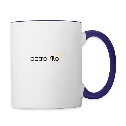 Astro_filo Nero - Tazze bicolor