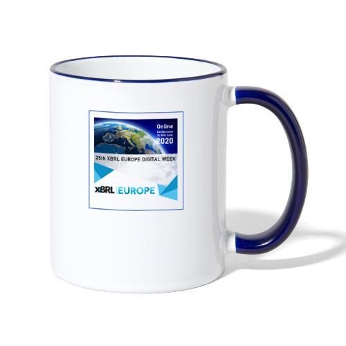 25online - Contrasting Mug