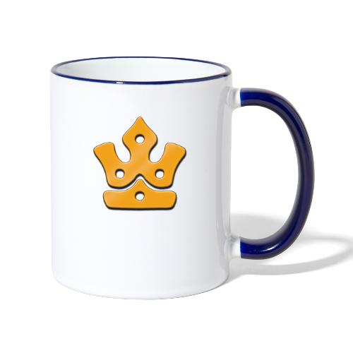 Minr Crown - Contrasting Mug
