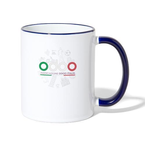 Odoo Days Italia 2020 - Tazze bicolor