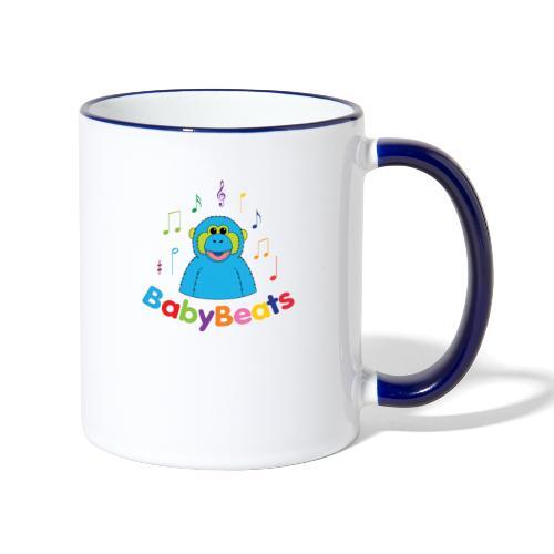 BabyBeats - Contrasting Mug