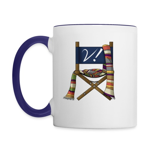 verity logo spreadshirt copy 2 - Contrasting Mug