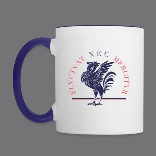 EMBLEME FRANCE Tee Shirts - Contrasting Mug
