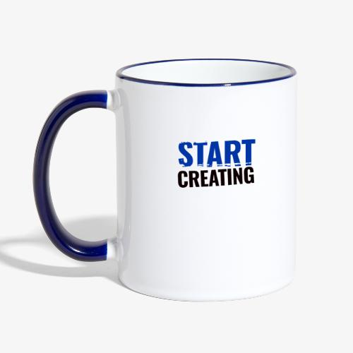 #STARTCREATING - Contrasting Mug