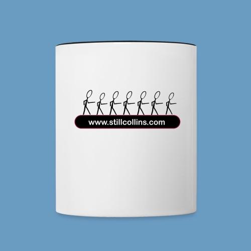 Walkmen neu jpg - Tasse zweifarbig