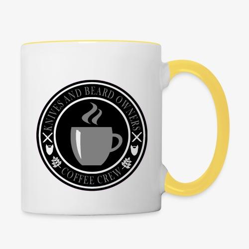 kabocoffeecrew4 - Tasse zweifarbig