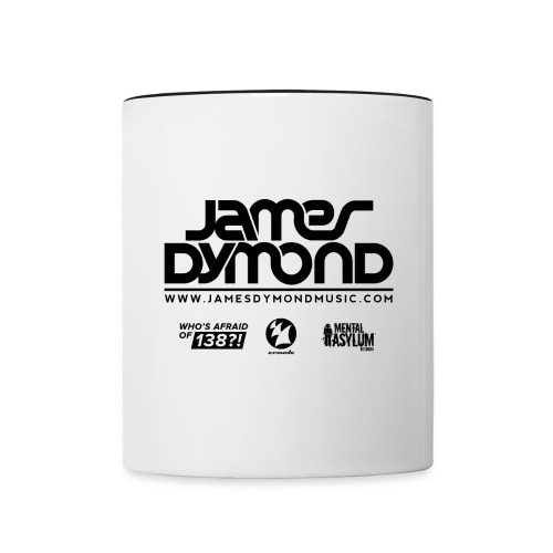 Final JD Shirt Design Black 4 png - Contrasting Mug
