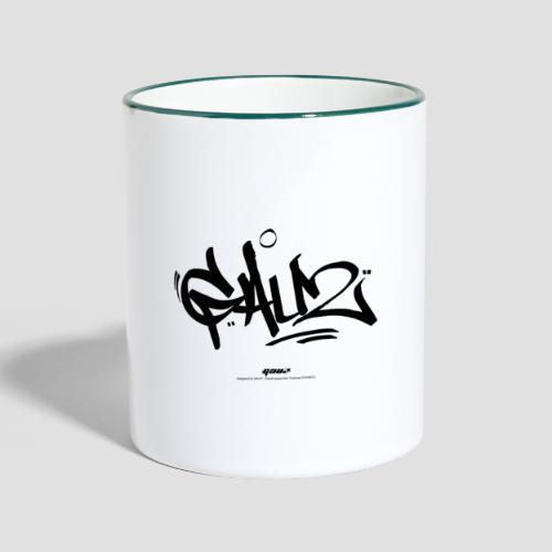 Vandal GAUZ - Mug contrasté