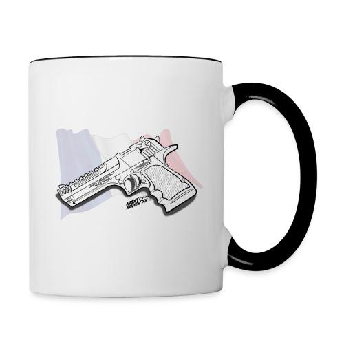 GUN STYLE DESERT EAGLE 35 - Mug contrasté