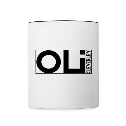 OLI CLEVERLEY Design - Contrasting Mug