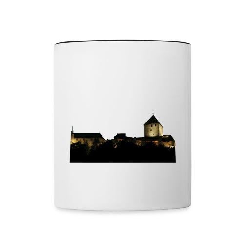 Hohenklingen - Tasse zweifarbig