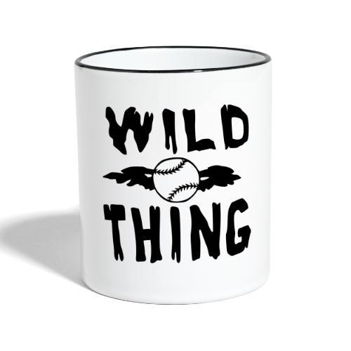 Wild Thing - Contrasting Mug
