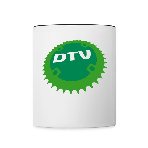DTV Plain - Contrasting Mug