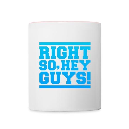 RSHGSHIRT png - Contrasting Mug