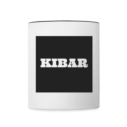 KIBAR - Tofarvet krus