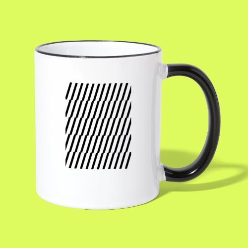 $KIZØFREQ - Contrasting Mug