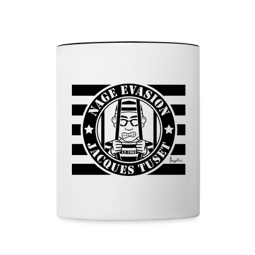 NAGE EVASION - Mug contrasté
