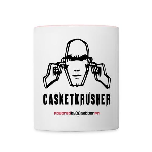 Artist: poweredby - Contrasting Mug