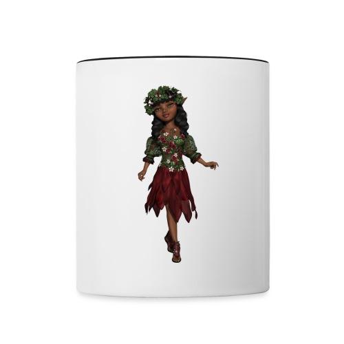 elf - Contrasting Mug